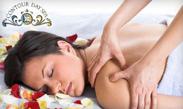 Contour Day Spa - Fort Lauderdale: $89 for a Lavender Body-Smoothing Massage at Contour Day Spa ($199 Value)