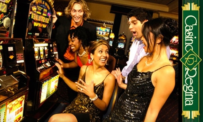 Casino Regina - Downtown: $20 for $20 Worth of Non-Cashable Slot Play and a $20 Dining and Entertainment Voucher at Casino Regina