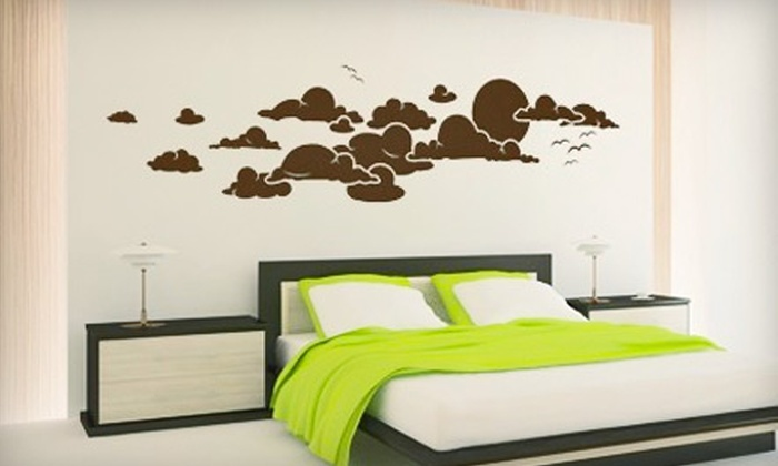 Wall Spirit: $20 for $45 Worth of Wall Decals from Wall Spirit