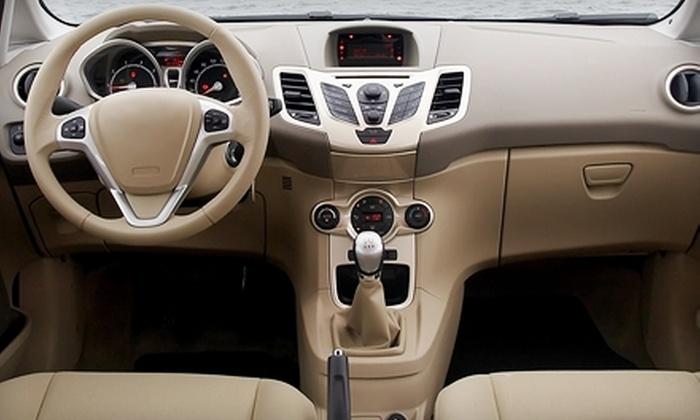 Duffy's Repair Service - Ashland: $65 for a Car Detailing ($139 Value) or $77 for an SUV Detailing ($165 Value) at Duffy's Repair Service in Ashland