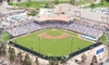 Las Vegas 51s - Downtown: $12 for Tickets for Two to a Las Vegas 51s Baseball Game