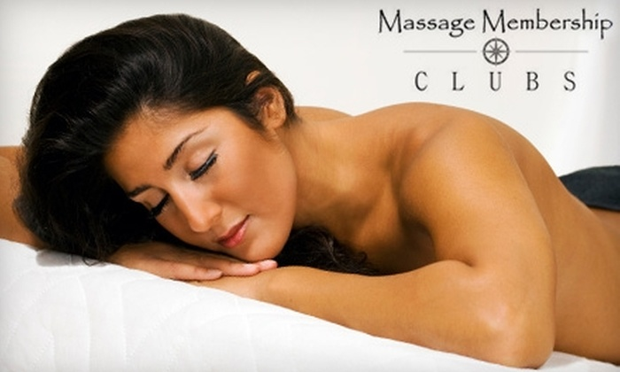Massage Membership Clubs - Fort Walton Beach: $35 for a One-Hour Massage from Message Memberships Clubs