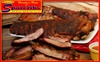 Pizzitola's Bar-B-Cue - Washington Ave./ Memorial Park: $9 for $18 Worth of Barbecue Ribs, Brisket, Chicken, and More from Pizzitola's Bar-B-Cue
