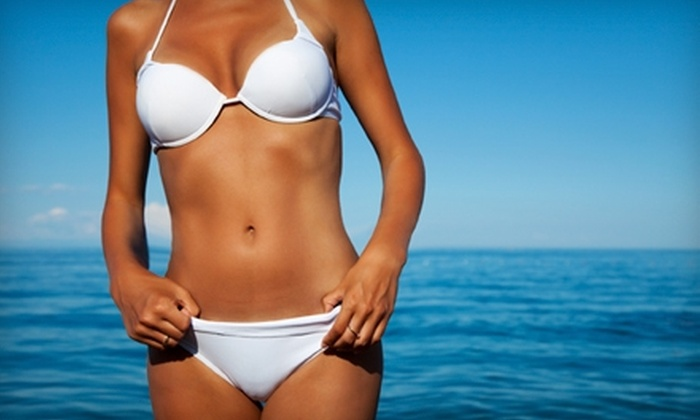 Accent Tan - Corpus Christi: $10 for One Week of Tanning ($25 Value) or $10 for One Hydration Station Session ($20 Value) at Accent Tan
