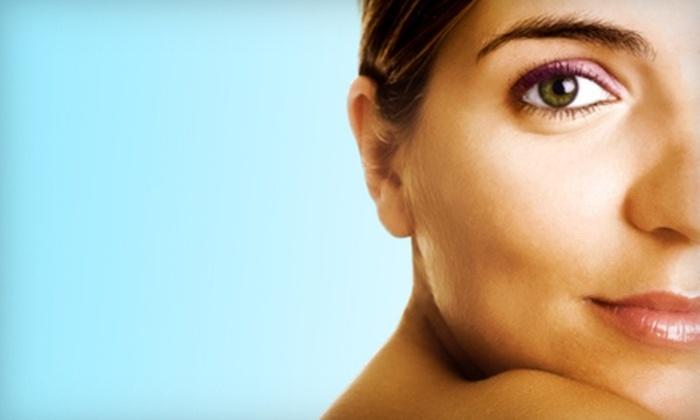 Skin Body Lounge - Studio City: Spa Treatments at Skin Body Lounge in Studio City. Choose From Three Options.