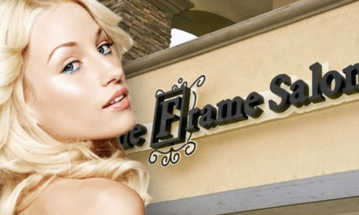 The Frame Salon - Chino Hills: $35 Haircut, Kérastase Treatment, and Blowout at The Frame Salon ($80 Value)