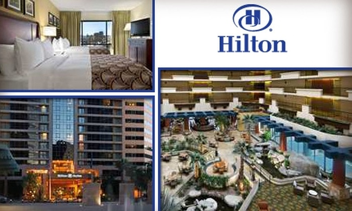 Hilton Suites - Encanto: $79 for a One-Night, One-Bedroom-Suite Stay at Hilton Suites