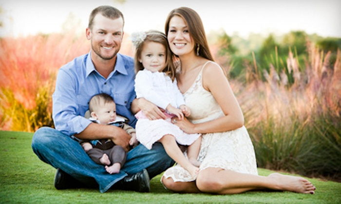 King Street Studios - Radcliffeborough: $59 for a Professional Family Photo Package with Prints and Digital Files at King Street Studios ($279 Value)