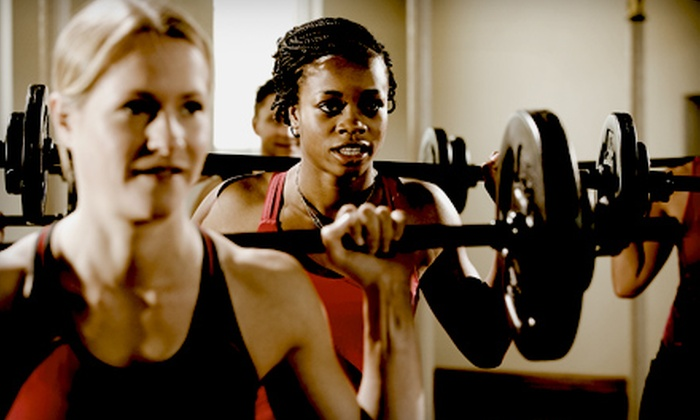 The Firm Fitness Studio - Central Business District: $30 for 10 Classes at The Firm Fitness Studio ($100 Value)