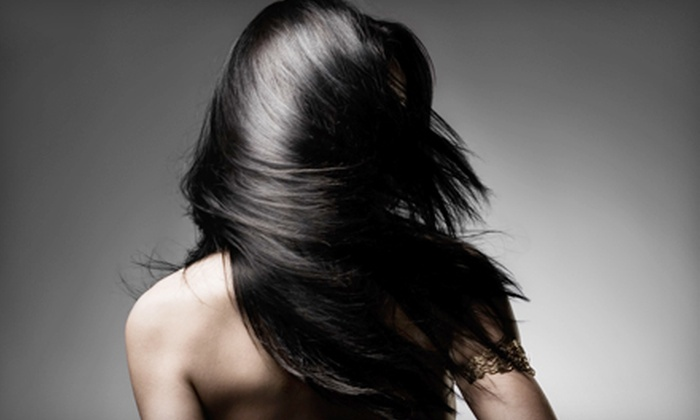 Organic Hair Design - Midtown: $49 for $100 Worth of Eco-Friendly Salon Services at Organic Hair Design