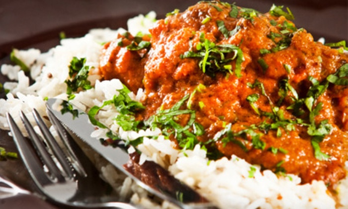 Anand India Restaurant - Evendale: $6 for $12 Worth of Authentic Indian Cuisine and Nonalcoholic Drinks at Anand India Restaurant