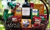 Tyler's Gift Baskets: $25 for Sweet and Salty Basket ($50 Value) or $42 for Wine Basket ($85 Value) from Tyler's Gift Baskets