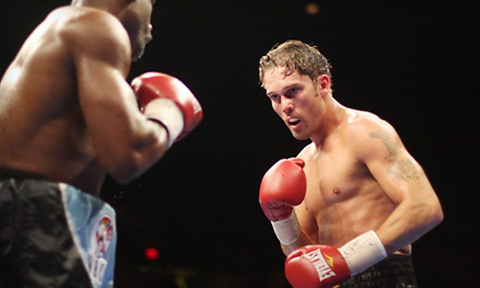 Jimmy Lange - George Mason: One Ticket to Jimmy Lange Boxing Event at Patriot Center in Fairfax on February 11 at 7 p.m. (Up to 56% Off)