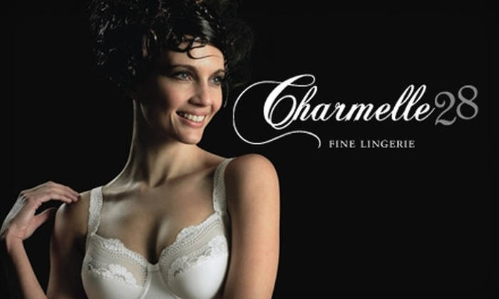 Charmelle 28 - University South: $40 for $80 Worth of Lingerie at Charmelle 28