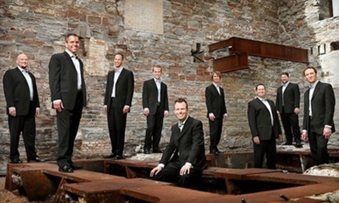 Civic Music Association - Drake: $29 for Two Silver-Section Adult Tickets ($60 Value) or $19 for Two Bronze-Section Adult Tickets ($40 Value) to Cantus Presented by the Civic Music Association
