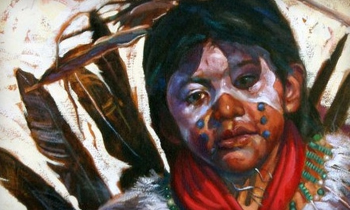 Arizona Fine Art Expo - Greyhawk: $8 for Two Tickets to the Arizona Fine Art Expo in Scottsdale (Up to $16 Value)