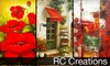 RC Creations - Suncrest: $40 for $100 Worth of Oil Paintings at RC Creations