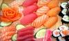 Sake Sushi - Victor Posner City Center: Sushi and Drinks for Dinner or Lunch at Sake Sushi in Davenport