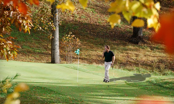 High Vista Country Club - Mills River: 18-Hole Golf Outing with Cart Rental for Two or Four at High Vista Country Club in Mills River (Up to 59% Off)