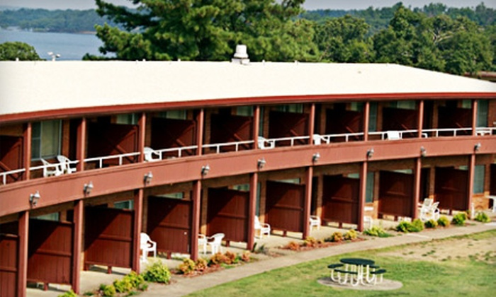 Western Hills Guest Ranch - Hulbert: $27 for a One-Night Stay at Western Hills Guest Ranch in Hulbert ($55 Value)