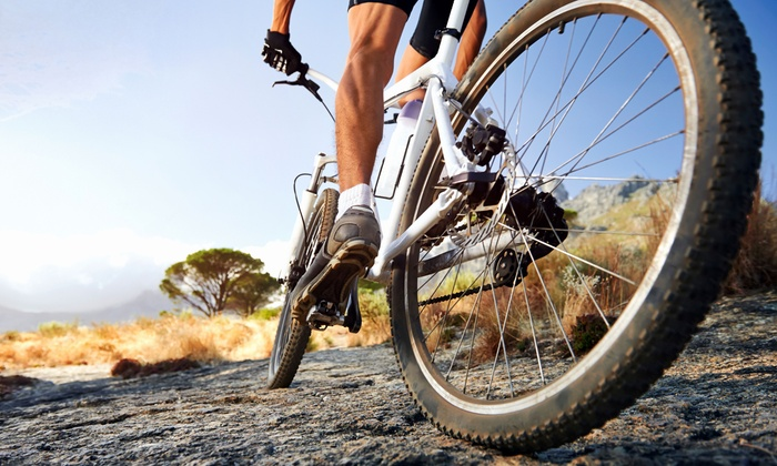 Upcyclery Bike Shop - Rosedale: $125 for a Full Bike Tune-Up and Complete Overhaul at Upcyclery Bike Shop ($250 Value)