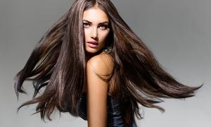Zilma Scandolara Salão de Beleza: Zilma Scandolara –Centro: progressiva, escova inteligente ou botox e argan (opção de modeladora e corte)