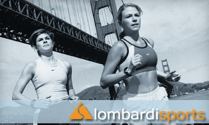Lombardi Sports - Nob Hill: $15 for $30 Worth of Products, Rentals, and Repair Services at Lombardi Sports