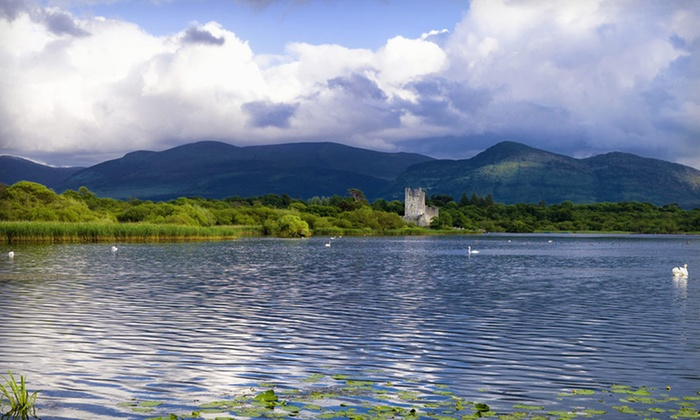 Castle & Manor Tour - Jeffries Point - Airport: Seven-Day, Six-Night Romantic Ireland Vacation with Rental Car from Authentic Ireland Travel