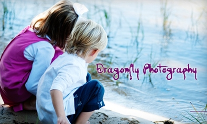 Dragonfly Photography - Port Wentworth: $89 for a Photo Shoot and Digital Images from Dragonfly Photography ($400 Value)
