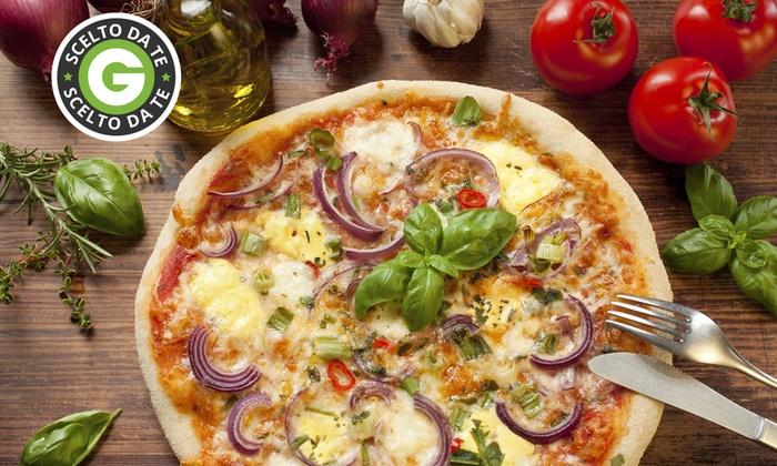 Ristorante Ratatouille - Jamaica Pub: Antipasto con tigelle, pizza a scelta e bibita da 16,90 €