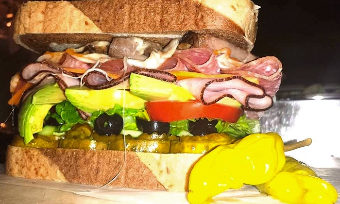 G's Dynamite Deli - Bouldin: Deli Sandwiches, Sides, and Drinks at G's Dynamite Deli (47% Off). Two Options Available.