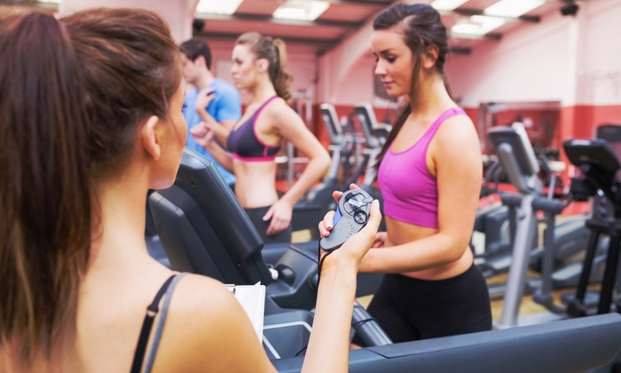 Get Fit Health and Fitness - Fairfield: One- or Two-Month Gym Membership with Personal Training Sessions at Get Fit Health and Fitness (Up to 93% Off)