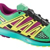 Salomon X Scream Wasabi Women's Running Shoes (Size 9.5)