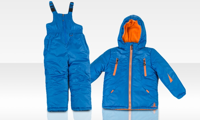 Rugged Bear Infant Boys And S Snowsuits Groupon