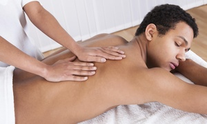 Vibe studios: Up to 66% Off Deep Tissue and Swedish Massage at Vibe studios