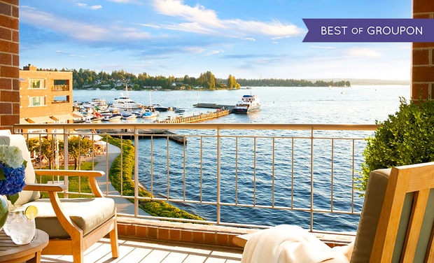 TripAlertz wants you to check out Stay at Woodmark Hotel in Greater Seattle, with Dates into May Lakefront Four Diamond Resort near Seattle - Four Diamond Resort near Seattle