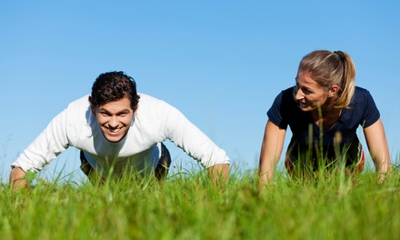 $35 for a Four-Week Outdoor Boot Camp from Fit City Workouts ($139 Value)