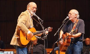 Peter Yarrow & Noel Paul Stookey  : Peter Yarrow & Noel Paul Stookey on Friday, April 8, at 7:30 p.m.