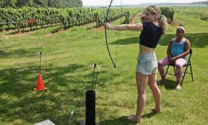 Barefoot Bushcraft: One-Hour Archery Lesson for Two or Four at Barefoot Bushcraft (Up to 54% Off)