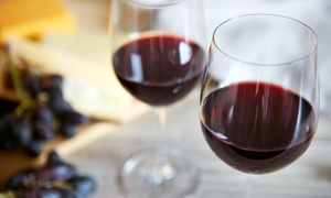 Courtyard Winery: Basic or VIP Wine Tasting for Two or Four at Courtyard Winery (Up to 50% Off)