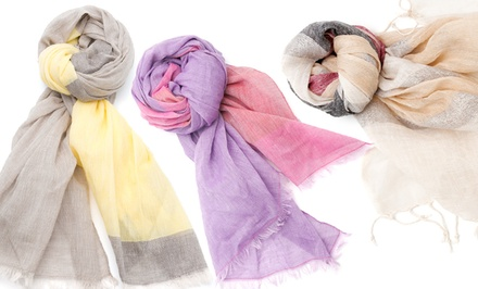 Gorjana Scarves. Multiple Styles Available.