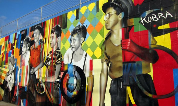 Wynwood Art Walk - Wynwood: Two-Hour Saturday Graffiti Tour for One or Two from Wynwood Art Walk (Up to 50% Off)