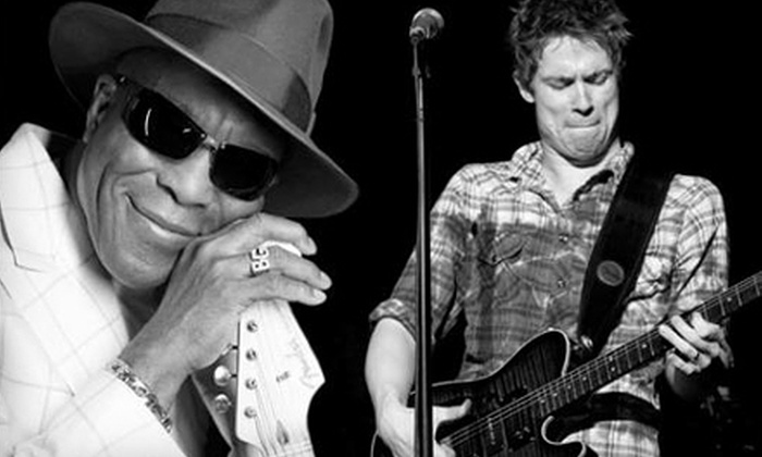 Buddy Guy and Jonny Lang - The Greek Theatre: Buddy Guy and Jonny Lang Concert at the Greek Theatre on August 7 at 7:30 p.m. (Up to 48% Off). Two Options Available.