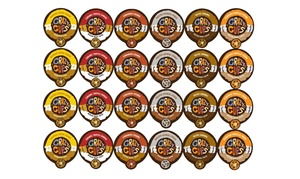 Flavor Lovers' Coffee Pods (24ct.) for 1.0 and 2.0
