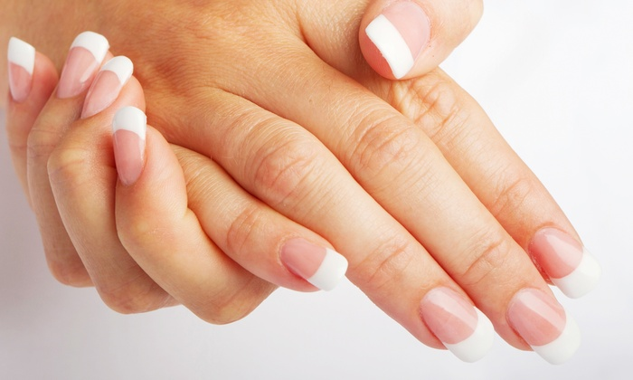 Divinity Spa with Lisa Steele - Downtown Santa Rosa: Nail Services at Divinity Spa with Lisa Steele (Up to 52% Off). Four Options Available.
