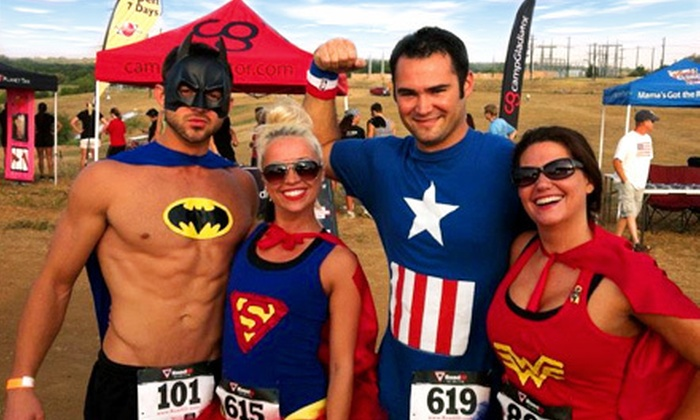 The National MudRunner's Association 5K Halloween Hustle - Filthy Nation: 5K Race for One, Two, or Four on Saturday, October 20, Presented by The National Mud Runners Association (Up to 60% Off)