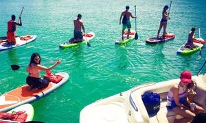 Paddle Board 2 Go Miami: $9 for $19 Worth of Paddleboarding — PADDLE BOARD 2 GO MIAMI