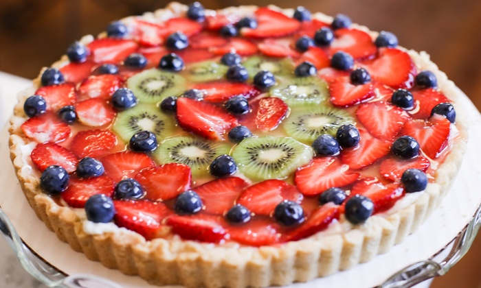 Sweet Delights Bakery - Braselton: Baked Goods and Artisan Breads or a Cake Tasting at Sweet Delights Bakery (Up to 43% Off)