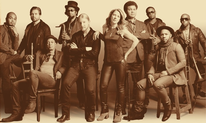 Tedeschi Trucks Band - The Amphitheatre at Fort Tuthill: Tedeschi Trucks Band at The Amphitheatre at Fort Tuthill on July 23 at 7 p.m. (Up to 56% Off)