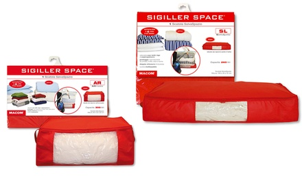 Scatola sottovuoto sigiller space groupon goods for Scatola sottoletto